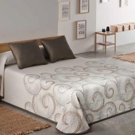 Divpusējs gultas pārklājs...