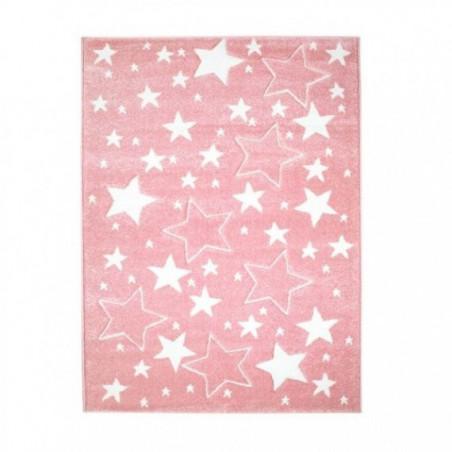 Paklājs PINK STARS